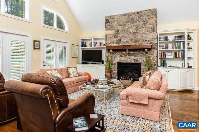 91 Bear Run, WINTERGREEN, VA 22967 (MLS #619728) :: Real Estate III