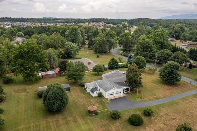3014 Hampton Dr, WAYNESBORO, VA 22980 (MLS #619833) :: Jamie White Real Estate