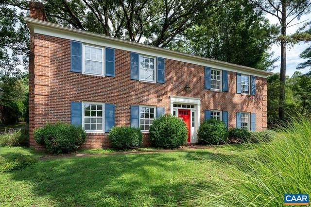 205 Chaucer Rd, CHARLOTTESVILLE, VA 22901 (MLS #619870) :: Real Estate III