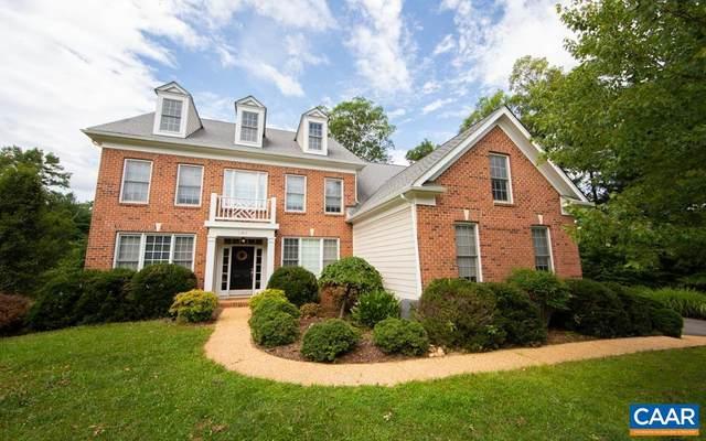 1765 Monet Hill, CHARLOTTESVILLE, VA 22911 (MLS #619879) :: Jamie White Real Estate