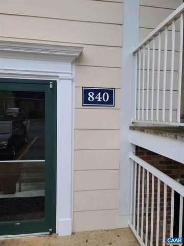 840 Runnel Ct #5, CHARLOTTESVILLE, VA 22901 (MLS #619916) :: Jamie White Real Estate
