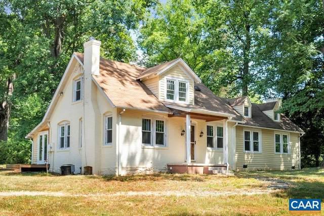 3218 Scottsville Rd, CHARLOTTESVILLE, VA 22902 (MLS #619939) :: KK Homes