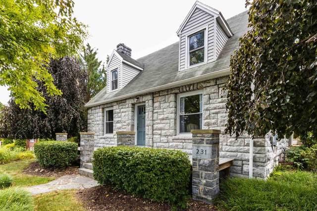 231 Dixie Ave, HARRISONBURG, VA 22801 (MLS #619995) :: Jamie White Real Estate