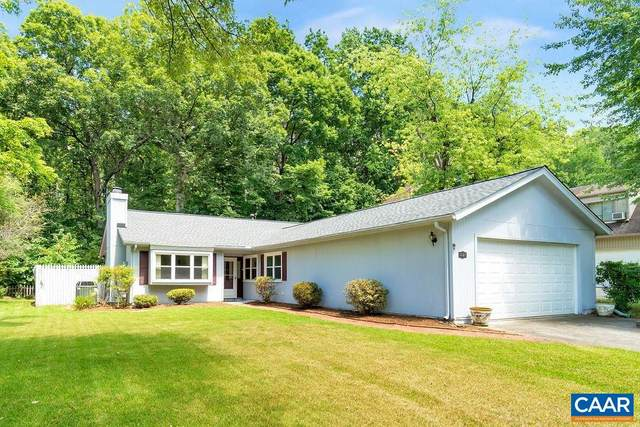 1521 Lake Forest Dr, CHARLOTTESVILLE, VA 22901 (MLS #620012) :: KK Homes