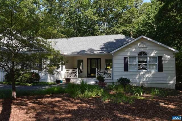 1 Fairway Dr, Palmyra, VA 22963 (MLS #620017) :: Real Estate III