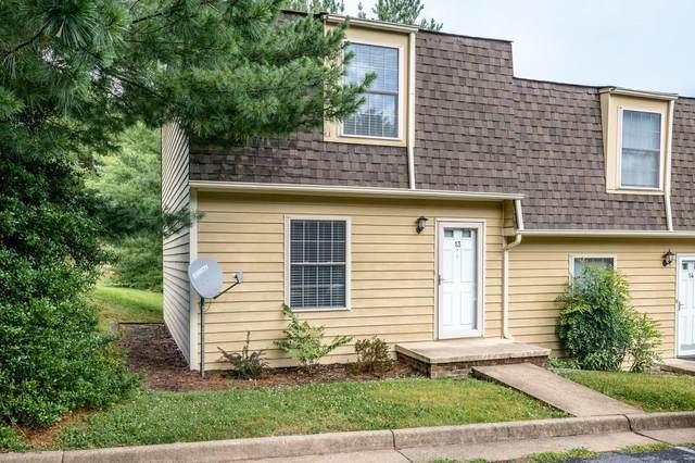 2335 Morris Mill Rd #13, STAUNTON, VA 24401 (MLS #620027) :: KK Homes
