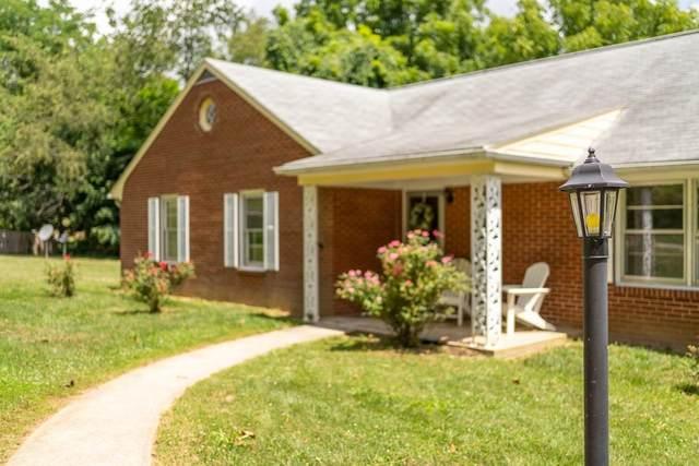 2055 Raphine Rd, Raphine, VA 24472 (MLS #620093) :: KK Homes