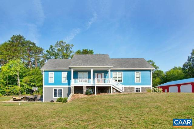 1275 Poplar Spring Rd, SCOTTSVILLE, VA 24590 (MLS #620139) :: KK Homes