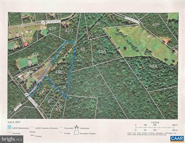 0 Kendall Rd, ORANGE, VA 22960 (MLS #620154) :: KK Homes
