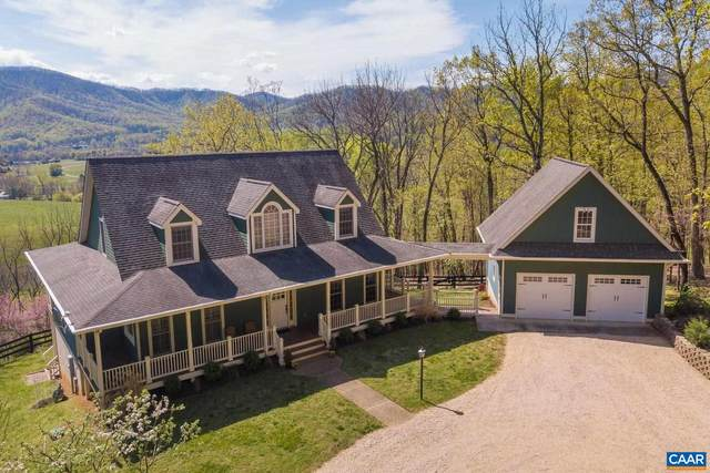 1007 Winery Ln, Beech Grove, VA 22967 (MLS #620161) :: KK Homes