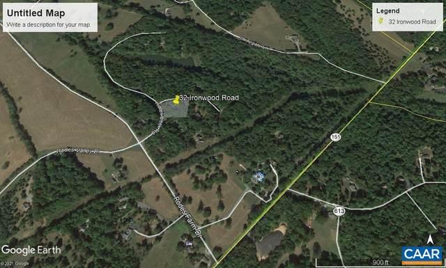32 Ironwood Rd #5, Nellysford, VA 22958 (MLS #620176) :: KK Homes