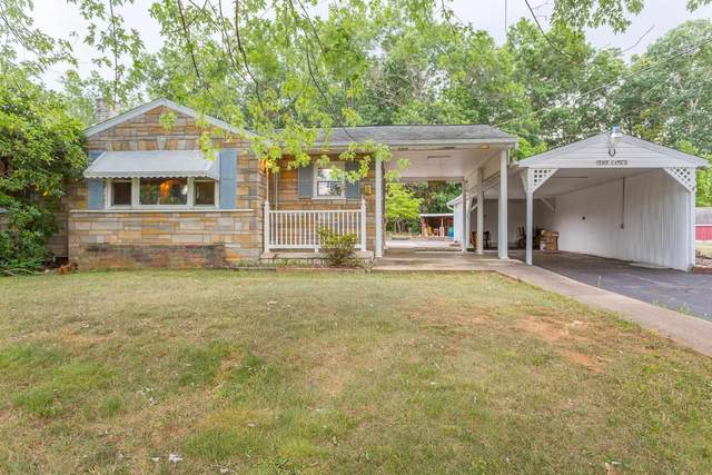 448 Massanutten Ave, Shenandoah, VA 22849 (MLS #620179) :: KK Homes