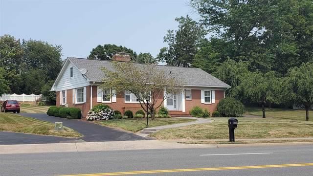 110 Port Republic Rd, HARRISONBURG, VA 22801 (MLS #620191) :: KK Homes