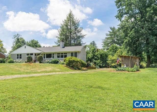 10166 Glebe Rd, ORANGE, VA 22960 (MLS #620198) :: KK Homes