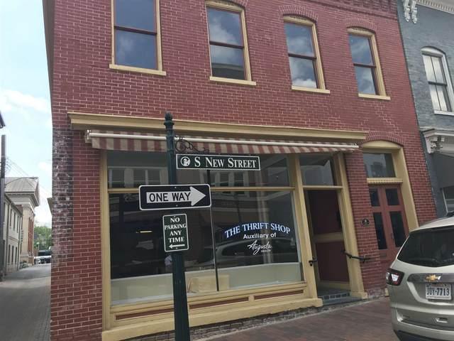 16 S New St, STAUNTON, VA 24401 (MLS #620211) :: KK Homes