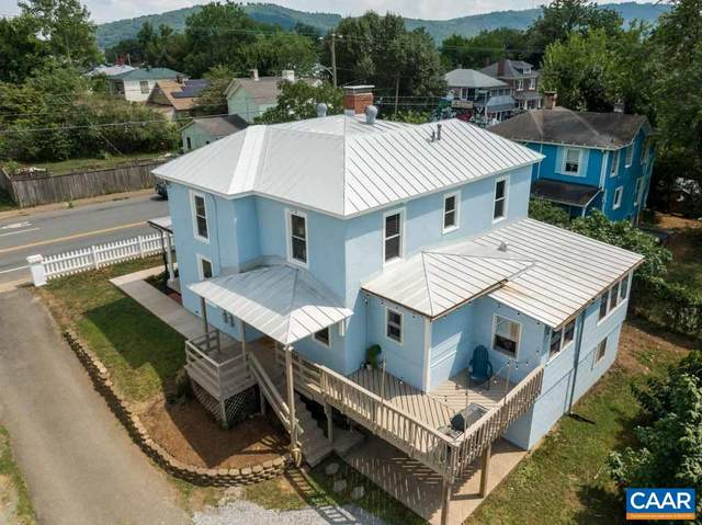 707 Avon St, CHARLOTTESVILLE, VA 22902 (MLS #620227) :: KK Homes