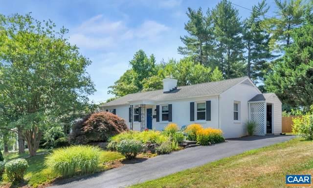 1424 Rutledge Ave, CHARLOTTESVILLE, VA 22903 (MLS #620229) :: KK Homes