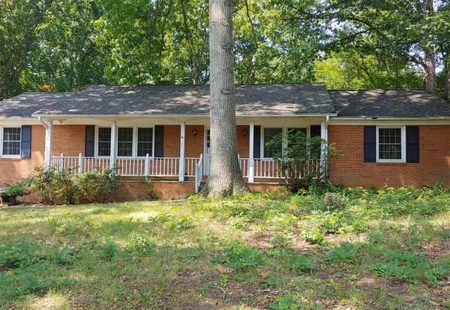 511 Carrsbrook Dr, CHARLOTTESVILLE, VA 22901 (MLS #620231) :: KK Homes