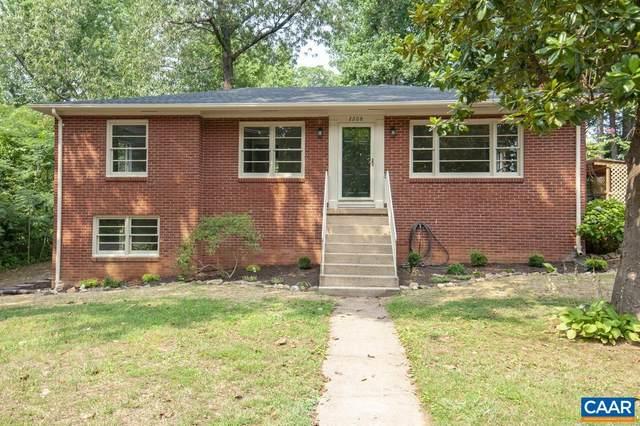 2208 Shelby Dr, CHARLOTTESVILLE, VA 22901 (MLS #620233) :: KK Homes