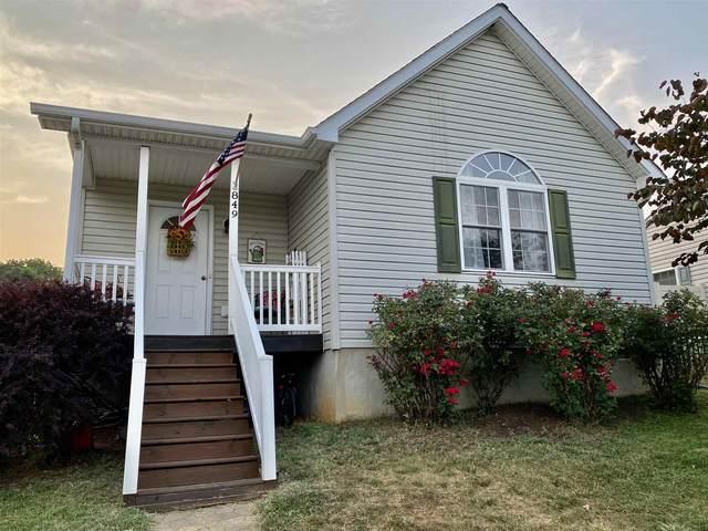 849 Fairfax Ave, WAYNESBORO, VA 22980 (MLS #620239) :: KK Homes