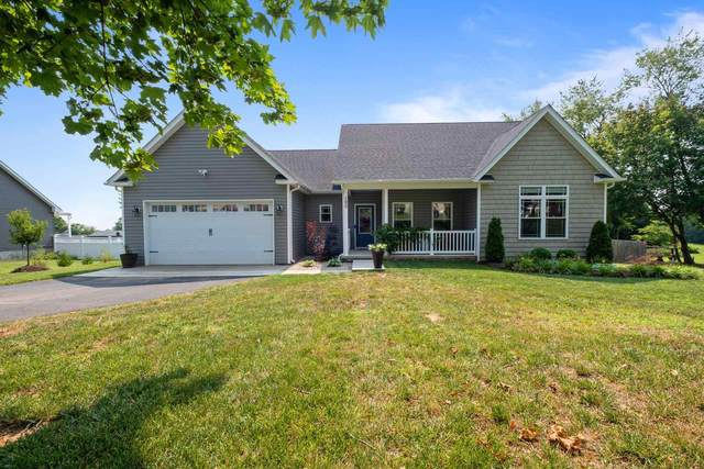 190 Montgomery Rd, STAUNTON, VA 24401 (MLS #620257) :: KK Homes