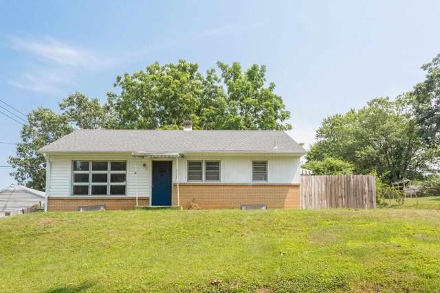 313 N Waverly St, STAUNTON, VA 24401 (MLS #620266) :: KK Homes