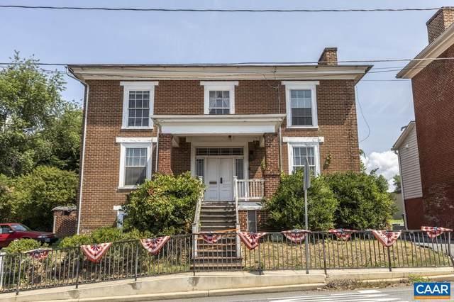 49 Main St, STANARDSVILLE, VA 22973 (MLS #620278) :: Jamie White Real Estate