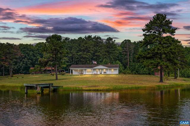 3109 Branch Rd, SCOTTSVILLE, VA 24590 (MLS #620279) :: KK Homes