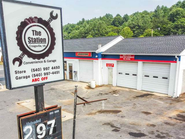 101 W Craig St, Craigsville, VA 24430 (MLS #620285) :: Kline & Co. Real Estate