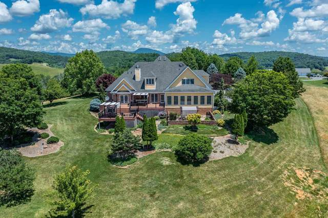 320 Whistle Creek Dr, LEXINGTON, VA 24450 (MLS #620289) :: KK Homes