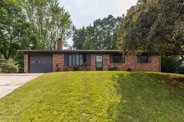 204 Overbrook St, STAUNTON, VA 24401 (MLS #620290) :: KK Homes