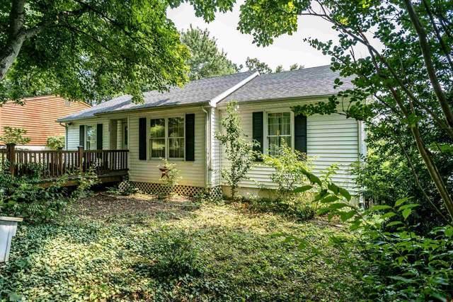 1509 5TH ST, WAYNESBORO, VA 22980 (MLS #620293) :: KK Homes