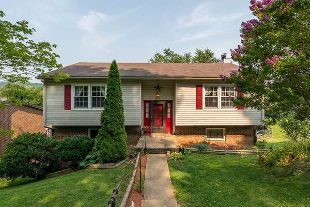 1437 Aiken St, STAUNTON, VA 24401 (MLS #620297) :: KK Homes