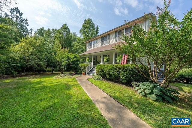 3960 Boston Creek Dr, CHARLOTTESVILLE, VA 22902 (MLS #620301) :: KK Homes