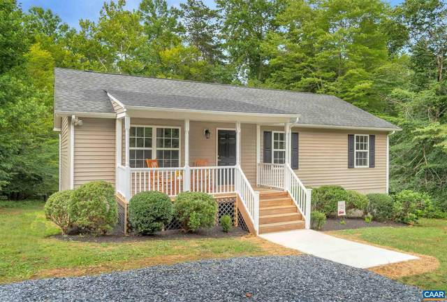 27 Chippewa Ln, Palmyra, VA 22963 (MLS #620307) :: Real Estate III
