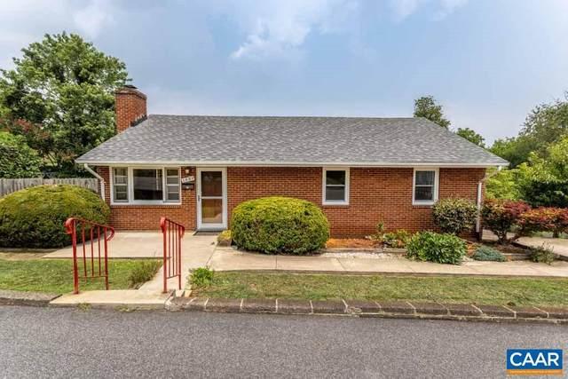 1421 Grace St, CHARLOTTESVILLE, VA 22902 (MLS #620318) :: KK Homes