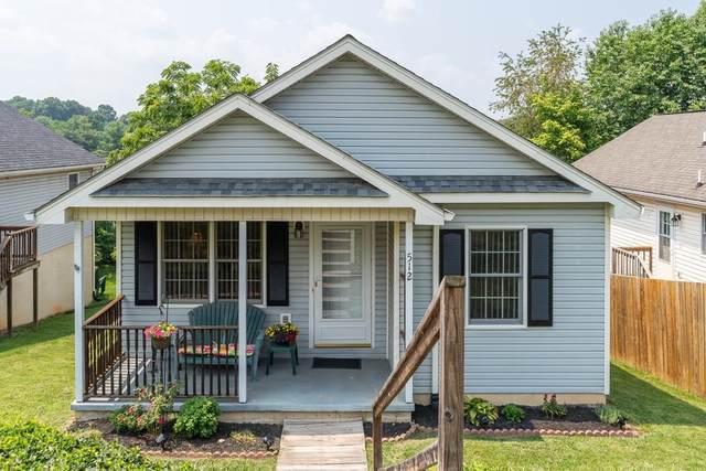 512 C St, STAUNTON, VA 24401 (MLS #620323) :: KK Homes