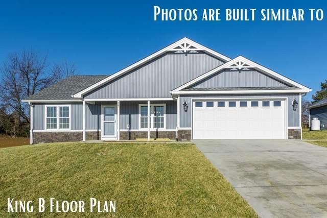 101 Evershire St, WAYNESBORO, VA 22980 (MLS #620355) :: KK Homes