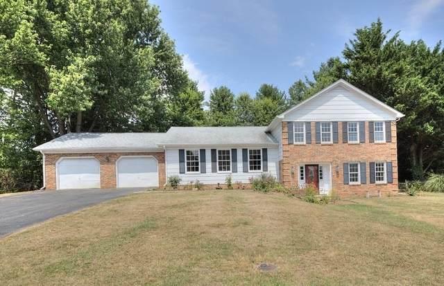 824 Gwynne Ave, WAYNESBORO, VA 22980 (MLS #620362) :: KK Homes