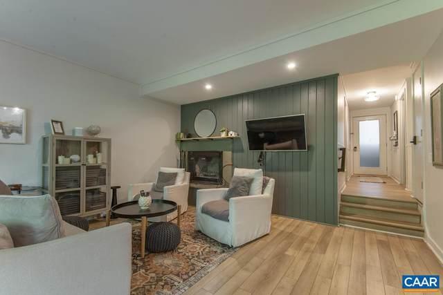 449 Three Ridges Condos, Wintergreen Resort, VA 22967 (MLS #620366) :: KK Homes