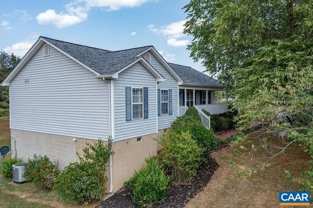 1697 Bybee Rd, LOUISA, VA 23093 (MLS #620375) :: KK Homes