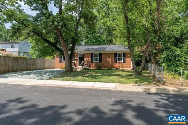 505 Rougemont Ave, CHARLOTTESVILLE, VA 22902 (MLS #620378) :: KK Homes