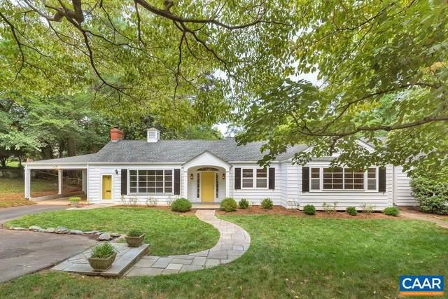 1705 Rugby Cir, CHARLOTTESVILLE, VA 22903 (MLS #620380) :: KK Homes
