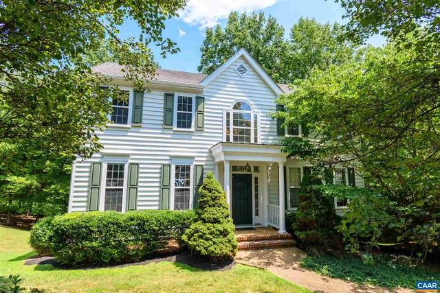 2914 Chimney Springs, CHARLOTTESVILLE, VA 22911 (MLS #620411) :: Jamie White Real Estate