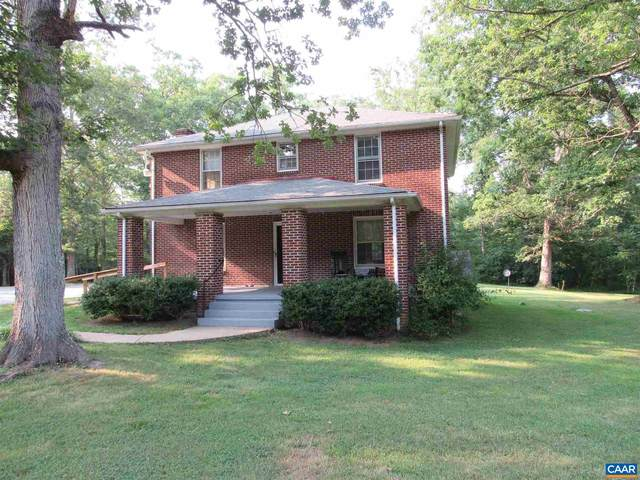 611 Tye Brook Hwy, PINEY RIVER, VA 22964 (MLS #620413) :: Real Estate III