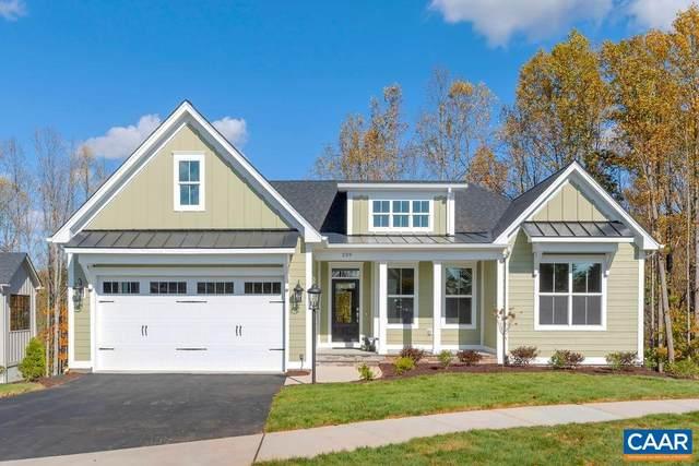 11 Lofton Ln, North Garden, VA 22959 (MLS #620425) :: Jamie White Real Estate