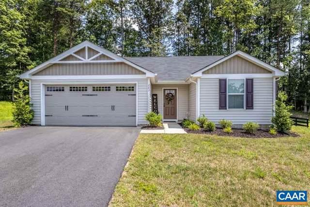 263 Oland St, RUCKERSVILLE, VA 22968 (MLS #620438) :: Real Estate III
