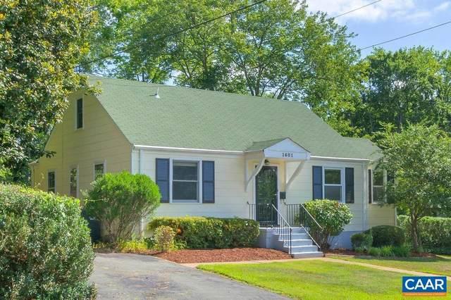 1601 Del Mar Dr, CHARLOTTESVILLE, VA 22903 (MLS #620439) :: KK Homes