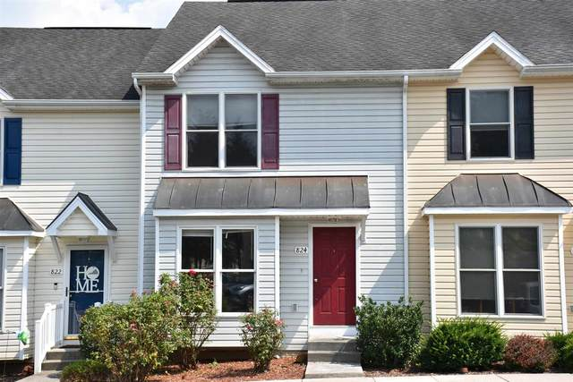 824 Camelot Ln, HARRISONBURG, VA 22801 (MLS #620441) :: Jamie White Real Estate