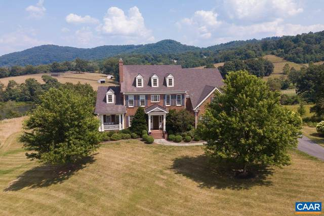 585 Ragged Mountain Dr, CHARLOTTESVILLE, VA 22903 (MLS #620448) :: Jamie White Real Estate